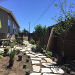 Paver and flagstone patios and walkways
